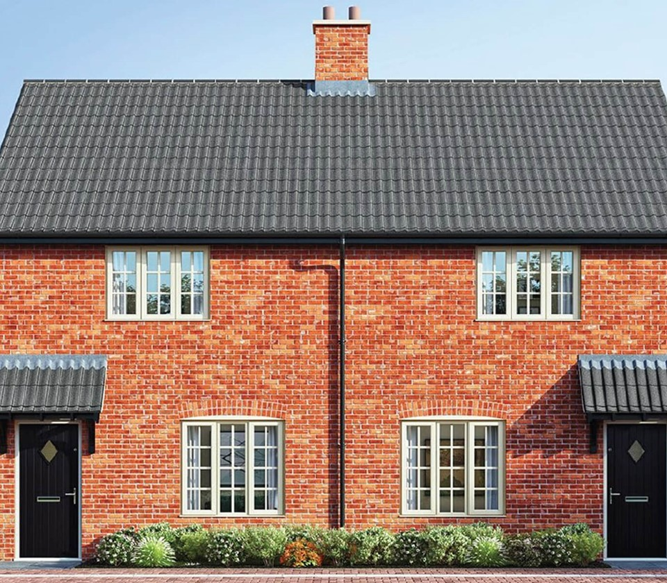 New Homes At St Marys View In Gislingham1