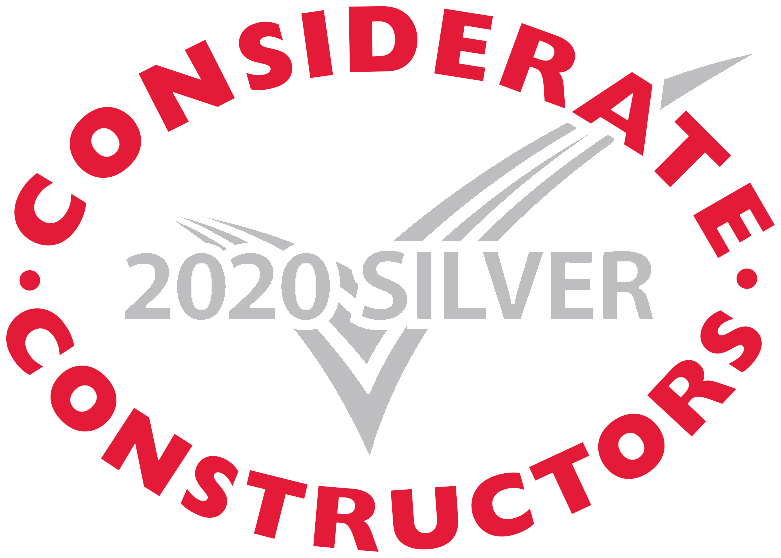 National Considerate Constructors Silver Award