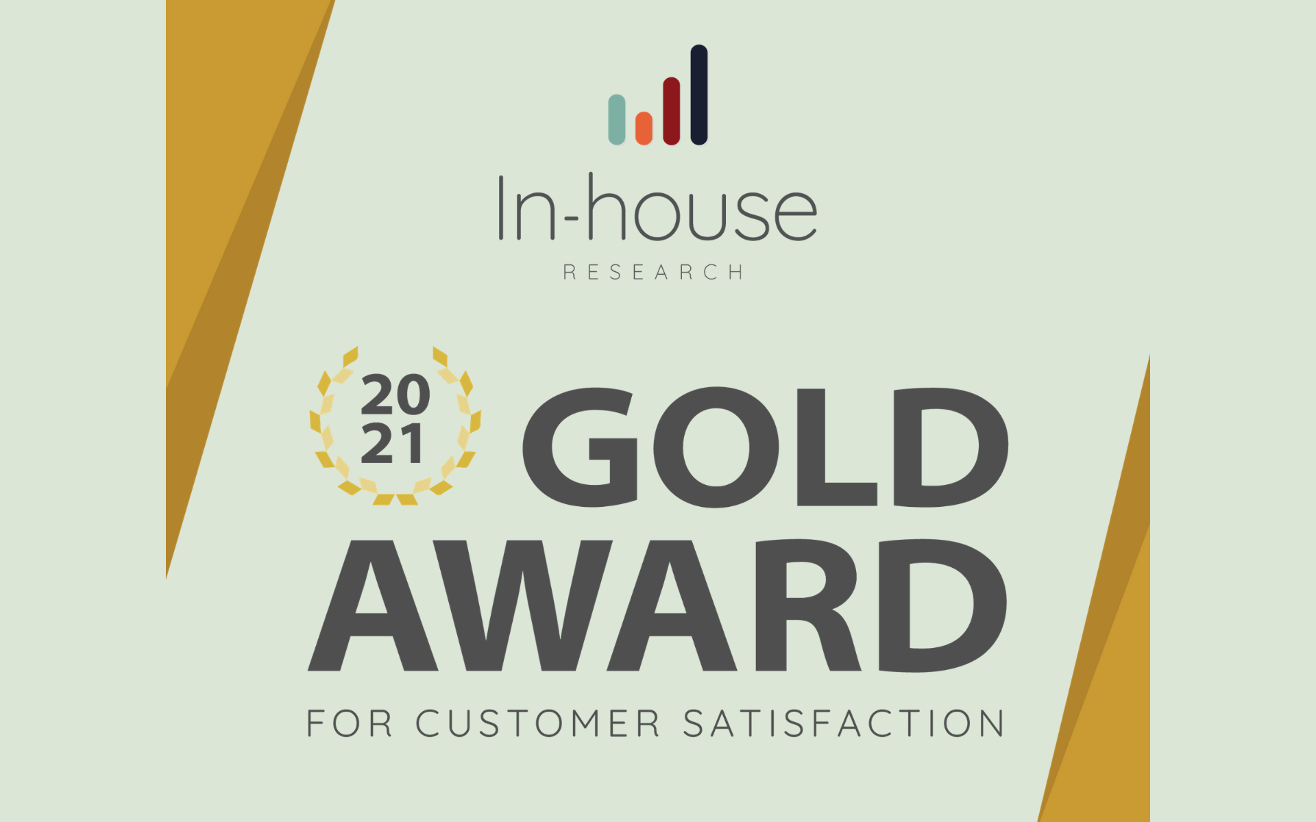 Orbit Homes achieves double gold award for customer satisfaction
